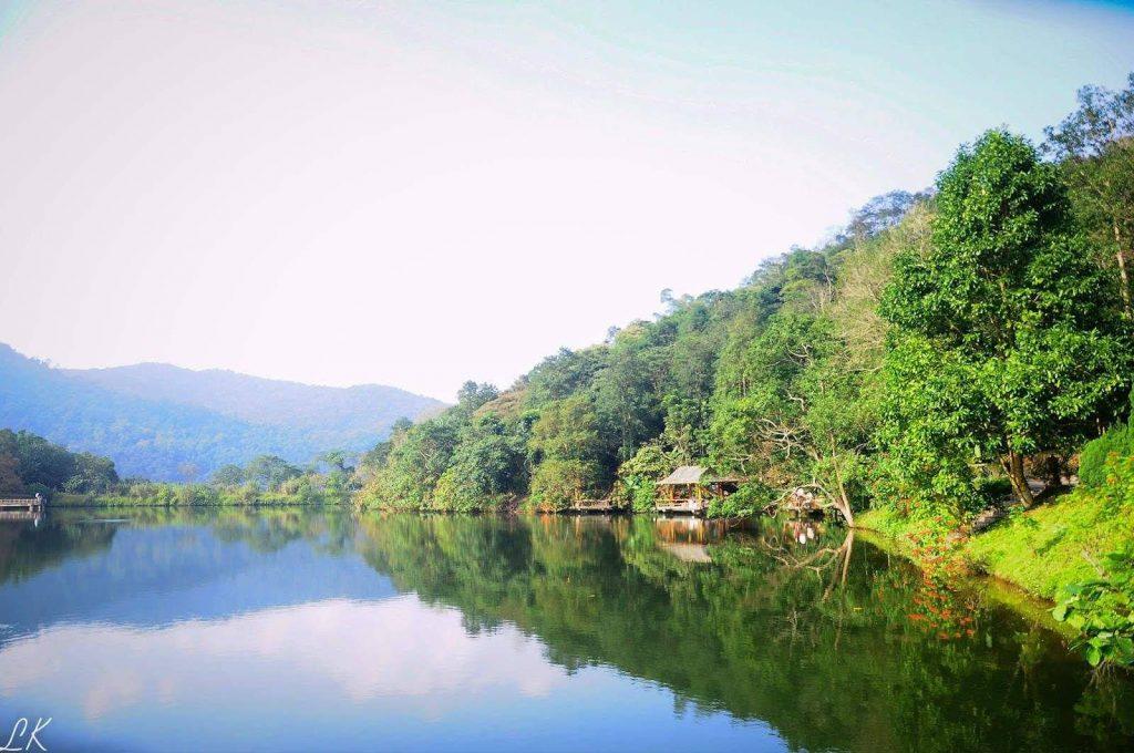 hồ-nước-Thiên-Sơn-Suối-Ngà