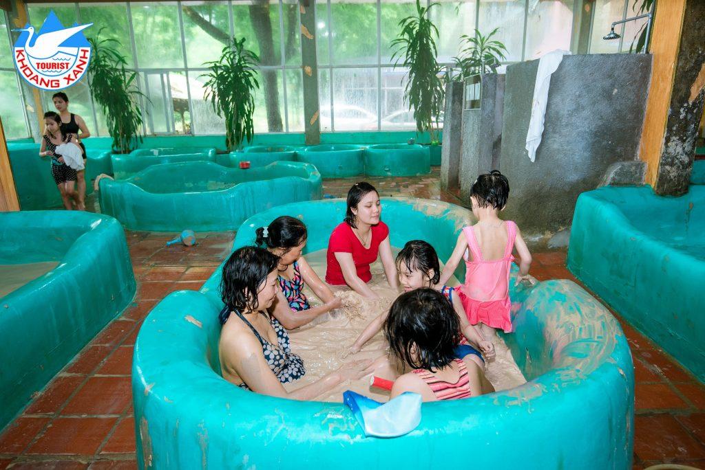 tam-bun-khoang-xanh-suoi-tien review kinh nghiệm du lịch Khoang Xanh Suối Tiên