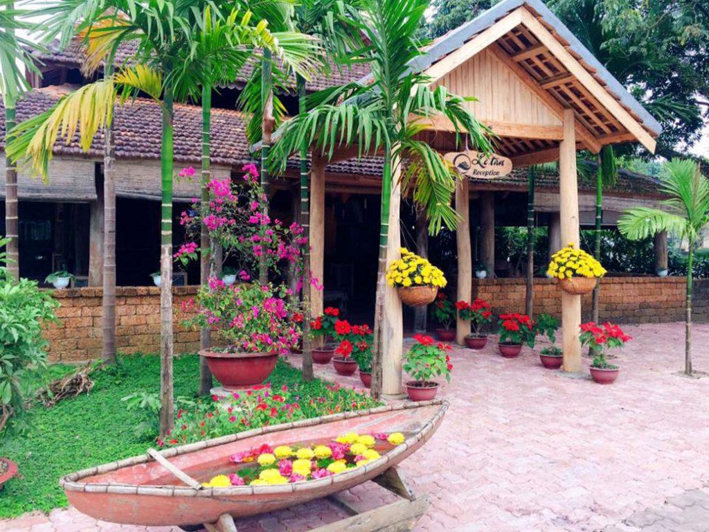 nha-co-Tour du lịch 1 ngày gần Hà Nội