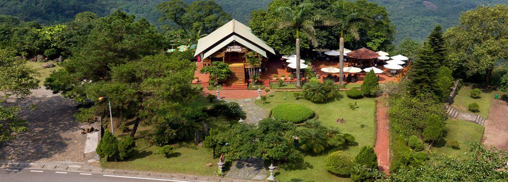 nhà-hàng-Ba-Vì-Resort