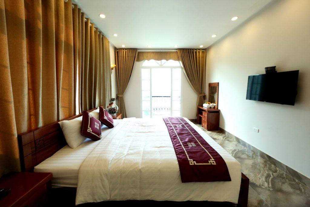 phòng-1-giường-Ba-Vì-Resort