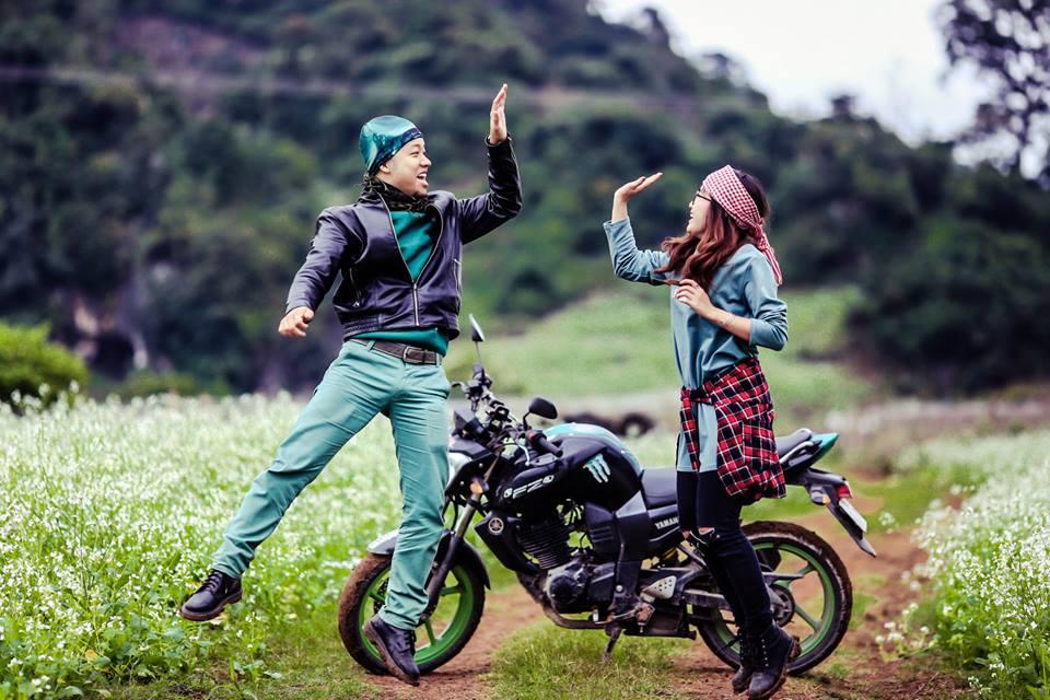 Say đắm với 3 địa điểm du lịch quanh Hà Nội bằng xe máy