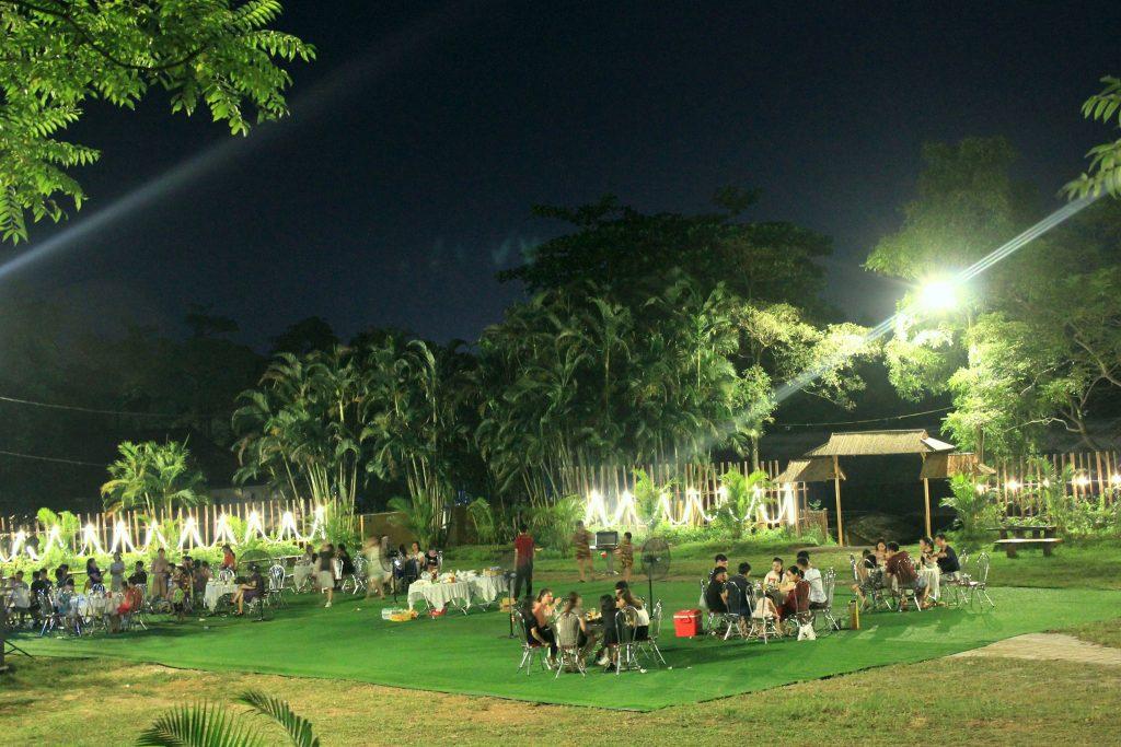 dat-an-Paragon Resort 2 ngày 1 đêm