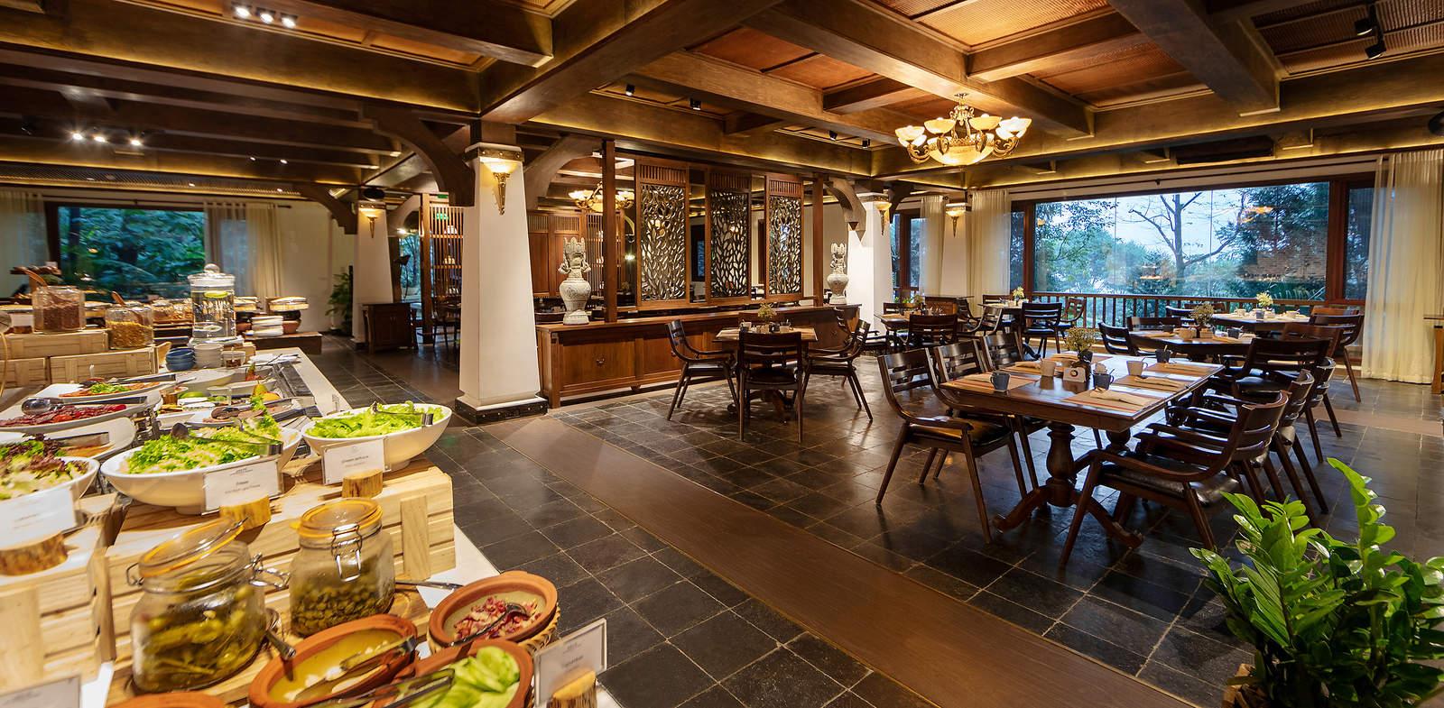 Review các khu resort sinh thái tại Ba Vì