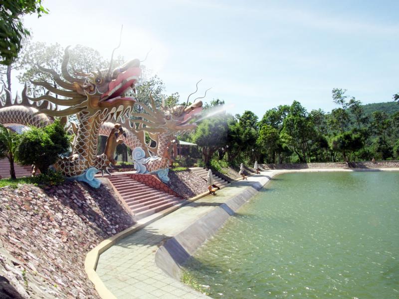Sông Long Paragon Resort Ba Vì