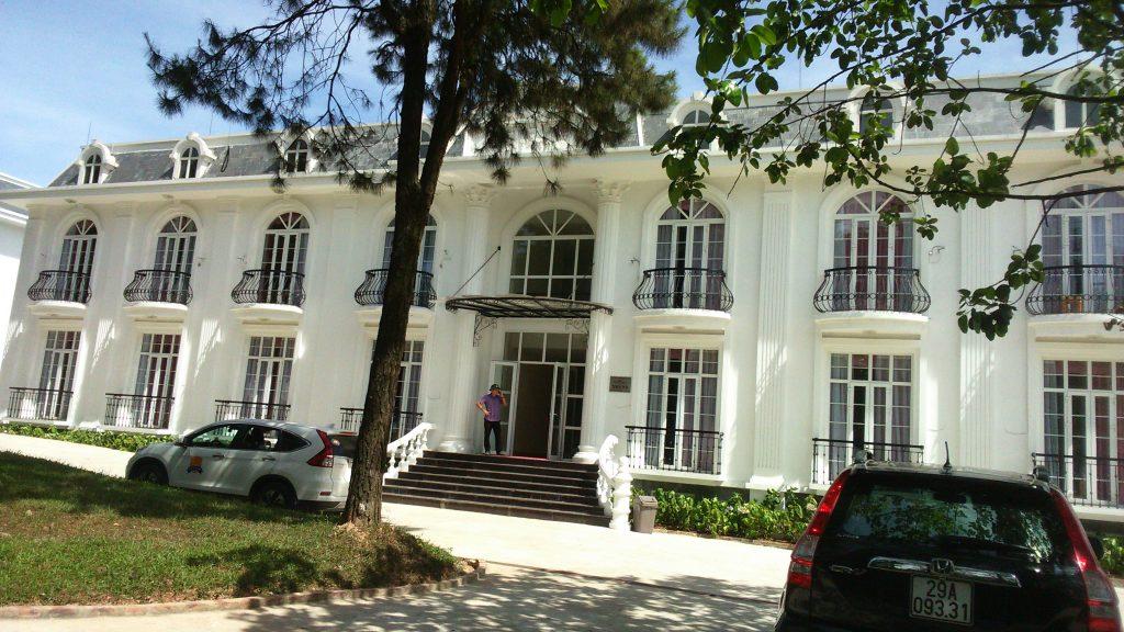 tour du lịch Ba Vì Resort